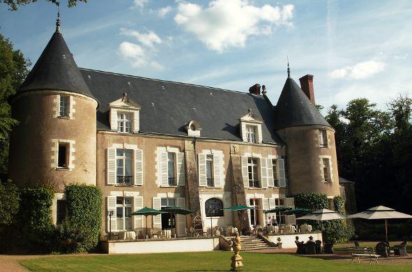 Château de Pray - Extérieur