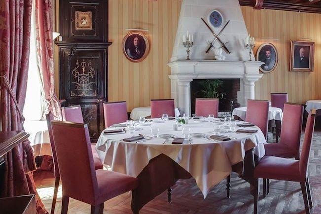 Château de Pray - Grand Salon
