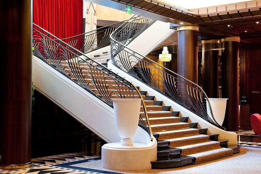 Hôtel du collectionneur - Foyer Salon Normandie 2