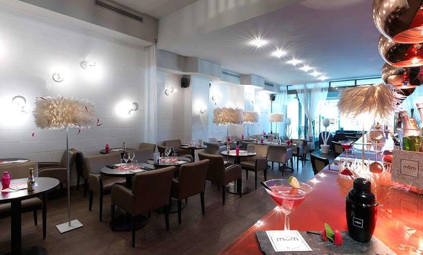 Salle séminaire  - Restaurant Môm