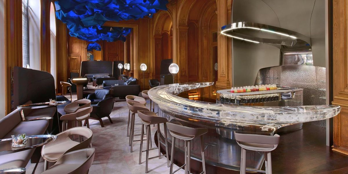 Hotel Plaza Athenee Paris - Bar