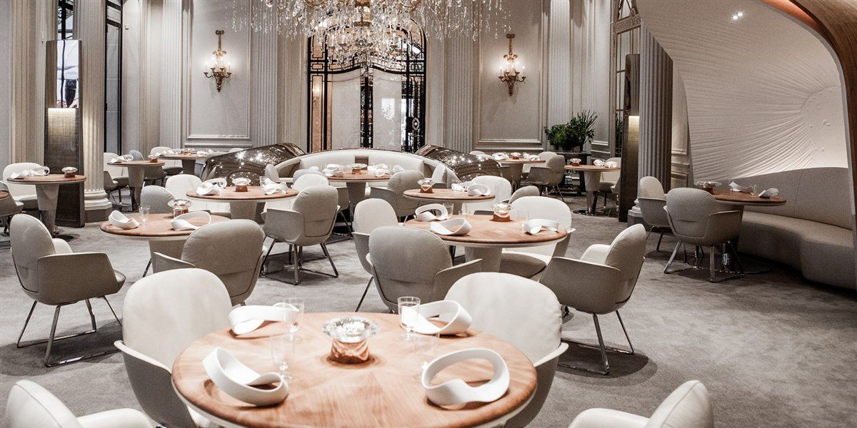 Hotel Plaza Athenee Paris - Silencio Alain Ducasse (4)