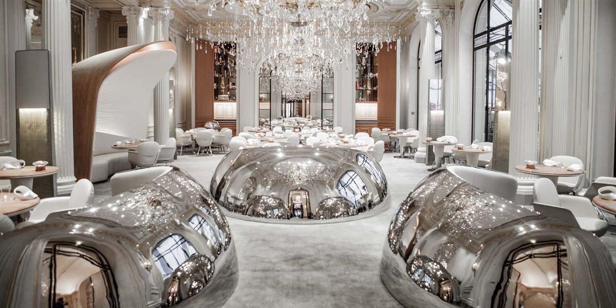 Hotel Plaza Athenee Paris - Silencio Alain Ducasse (2)
