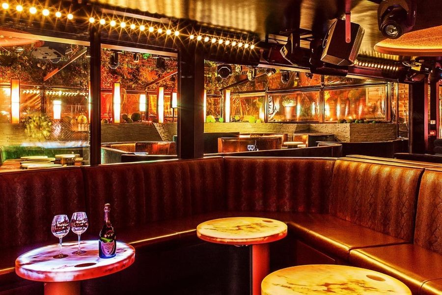 L'Arc Paris Club Restaurant - Club (4)