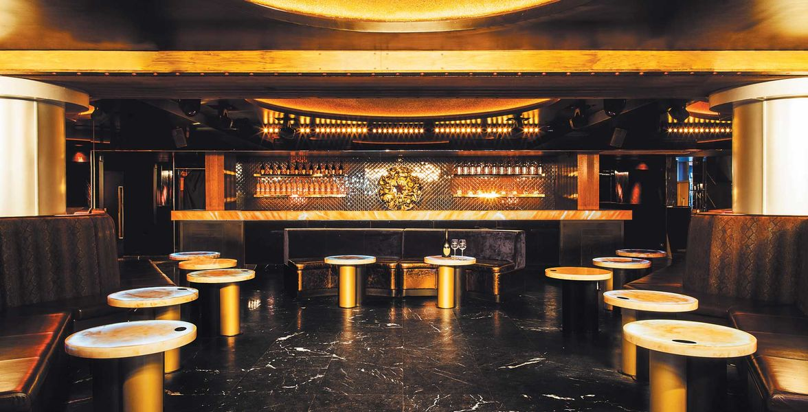 L'Arc Paris Club Restaurant - Club (2)