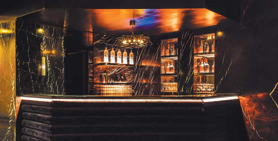 L'Arc Paris Club Restaurant - Bar