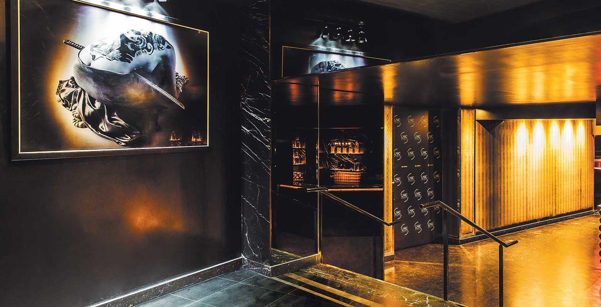 L'Arc Paris Club Restaurant - Club (1)
