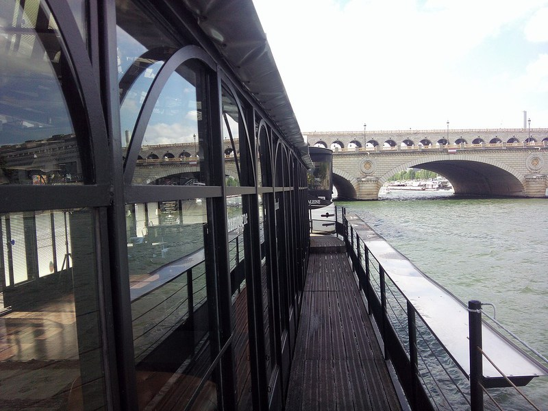Bateau Le Kiosque Flottant - (7)