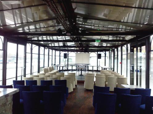 Salle séminaire  - Le Kiosque Flottant
