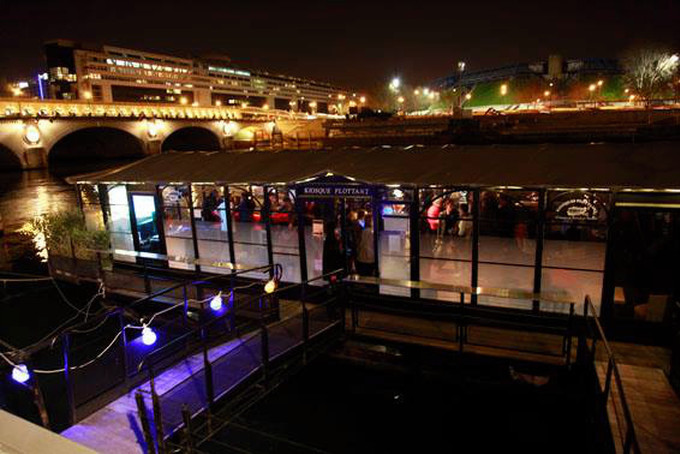 Bateau Le Kiosque Flottant - (3)
