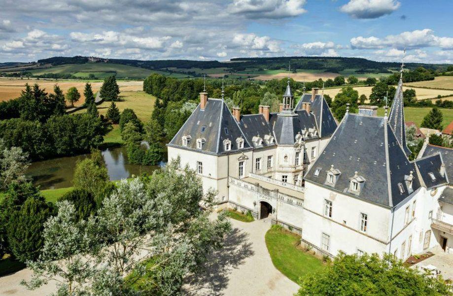 Chateau Sainte Sabine - Le Château (3)