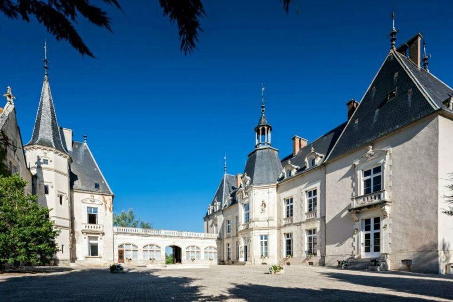 Chateau Sainte Sabine - Le Château (4)