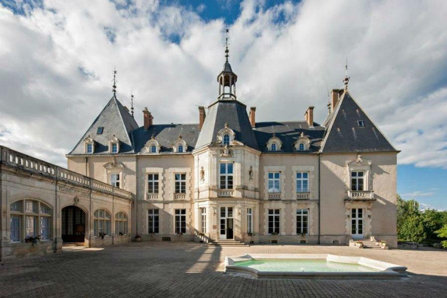 Chateau Sainte Sabine - Le Château (5)