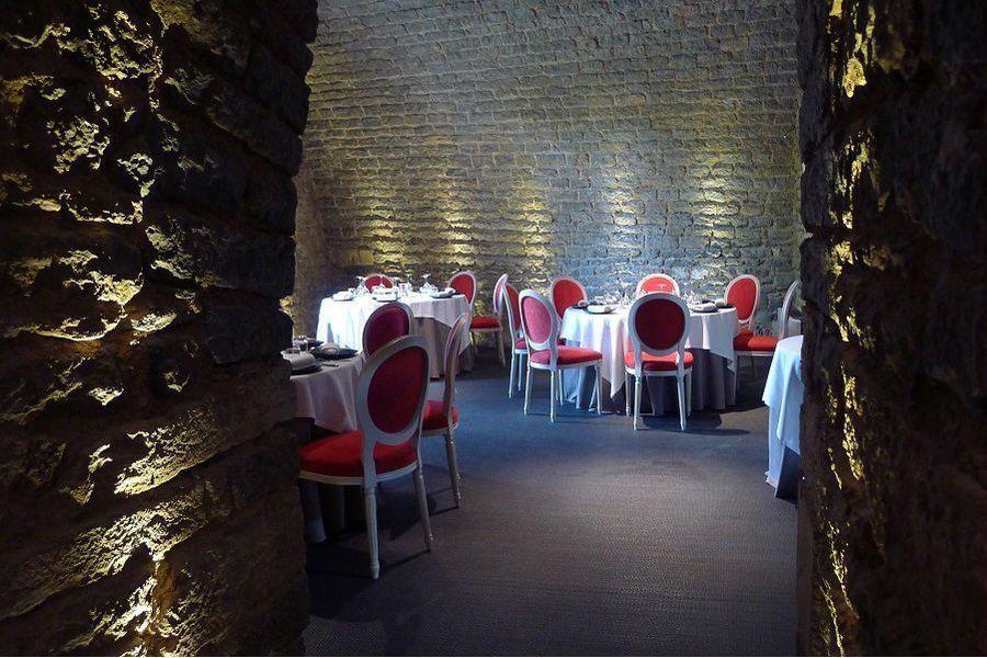 Chateau Sainte Sabine -Salle de réception (1)