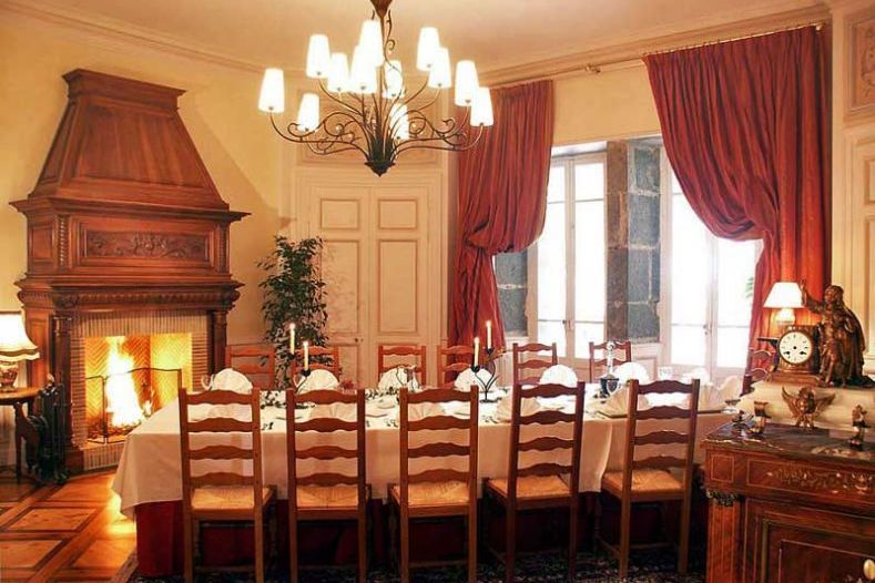 Chateau des Comtes de Challes - Réception au Château (2)