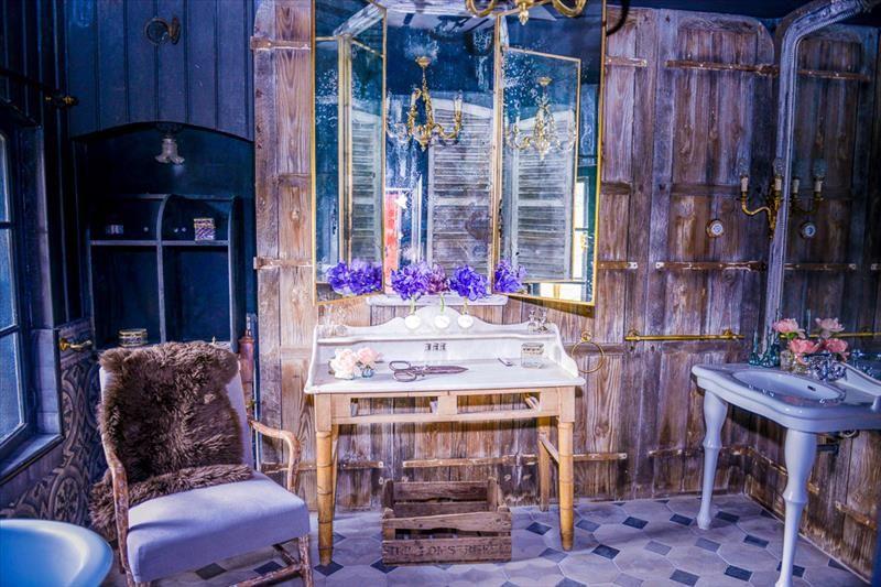 Les Bonnes joies - Salle de bain