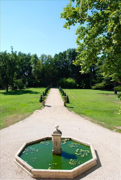 Chateau de la Garde - Parc (4)