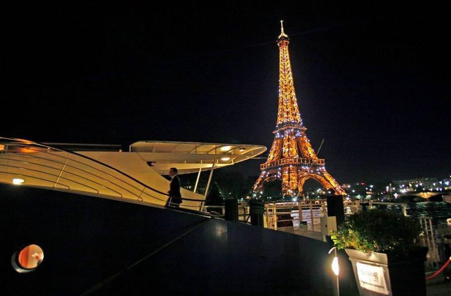 Bateau Le Paris - Croisière & Tour Eiffel (6)