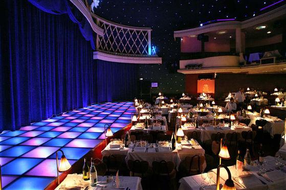 Salle séminaire  - Cabaret La Nouvelle Eve