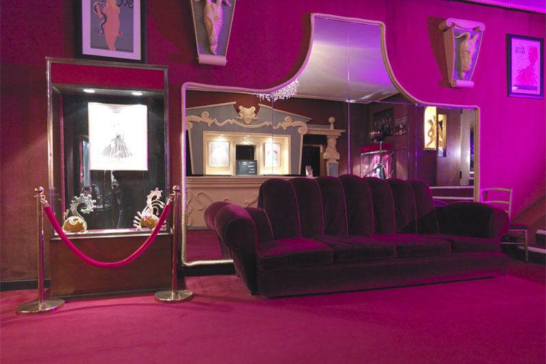 Cabaret La Nouvelle Eve - Entrée (2)