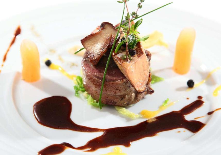 Hotellerie La Renaissance - Cuisine gastronomique (2)