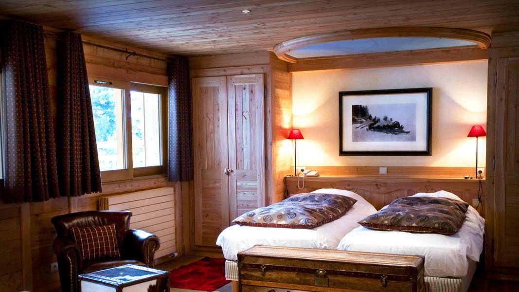 Chalet Mounier Hotel - Chambre (4)