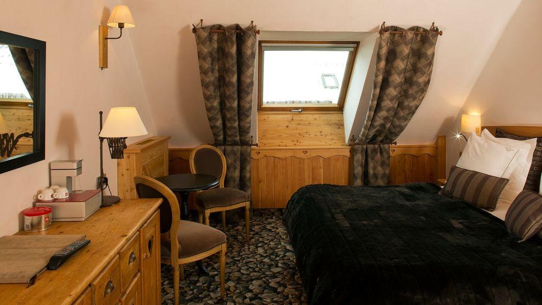 Chalet Mounier Hotel - Chambre (7)