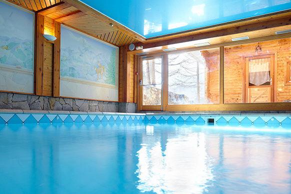 Chalet Mounier Hotel - Spa