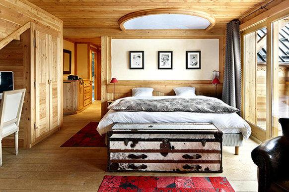 Chalet Mounier Hotel - Chambre