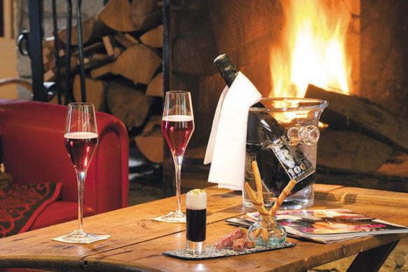 Chalet Mounier Hotel - Cocktail
