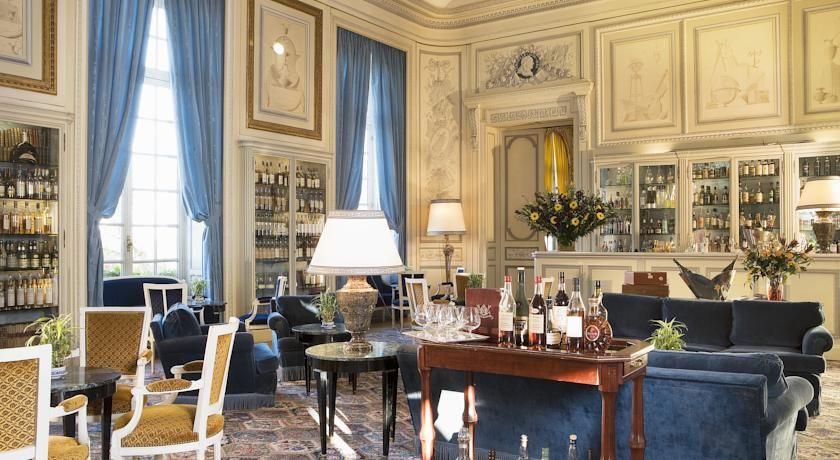 Château d'Artigny - Bar