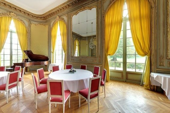 Château d'Artigny - Grand Salon Régence 1