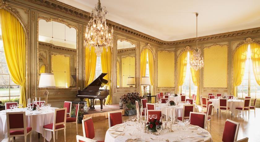 Château d'Artigny - Grand Salon Régence