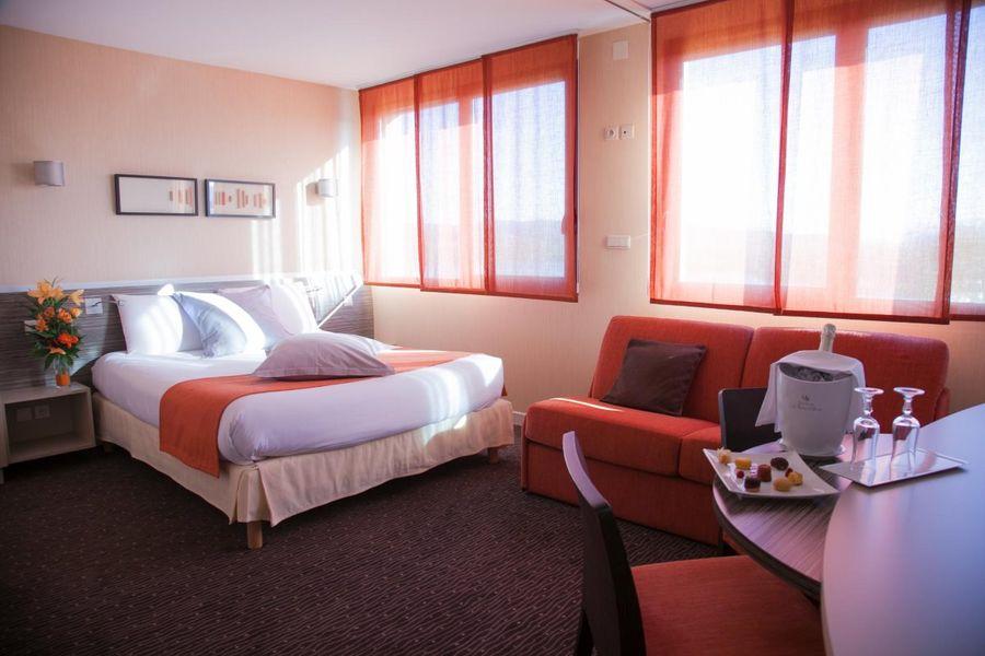 Hotel Mercure Lyon L'Isle d'Abeau - Chambre