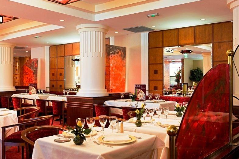 Hotel Mercure Lyon L'Isle d'Abeau - Restaurant La Belle Epoque