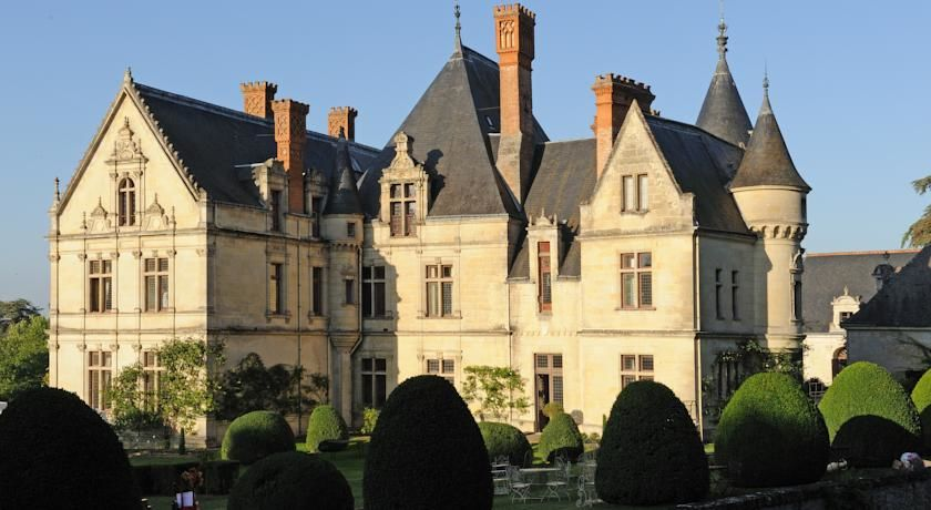 Château de la Bourdaisière - Extérieur