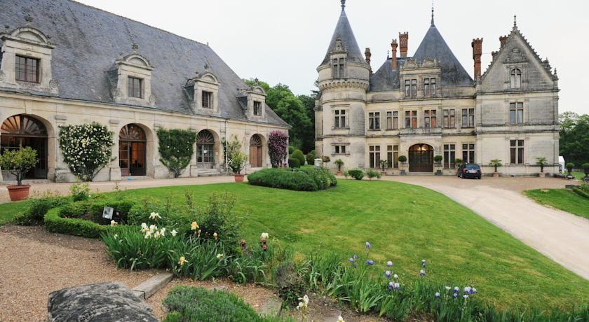 Château de la Bourdaisière - Jardin