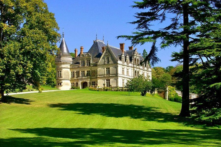 Château de la Bourdaisière - Parc