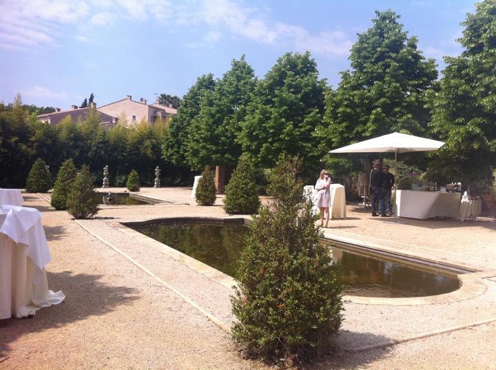 Chateau de Vaugrenier - Bassins (2)