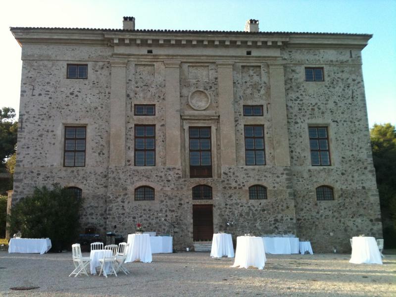 Chateau de Vaugrenier - Cocktail Parvis (1)