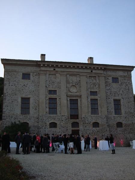 Chateau de Vaugrenier - Cocktail Parvis (2)
