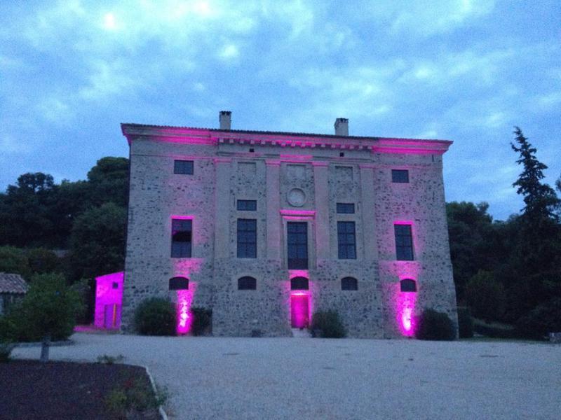 Chateau de Vaugrenier - Façade (1)