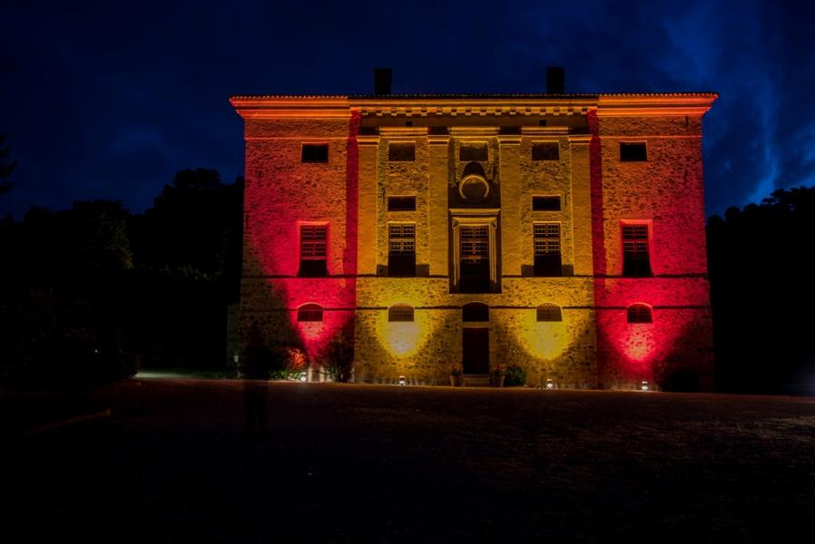 Chateau de Vaugrenier - Façade (3)