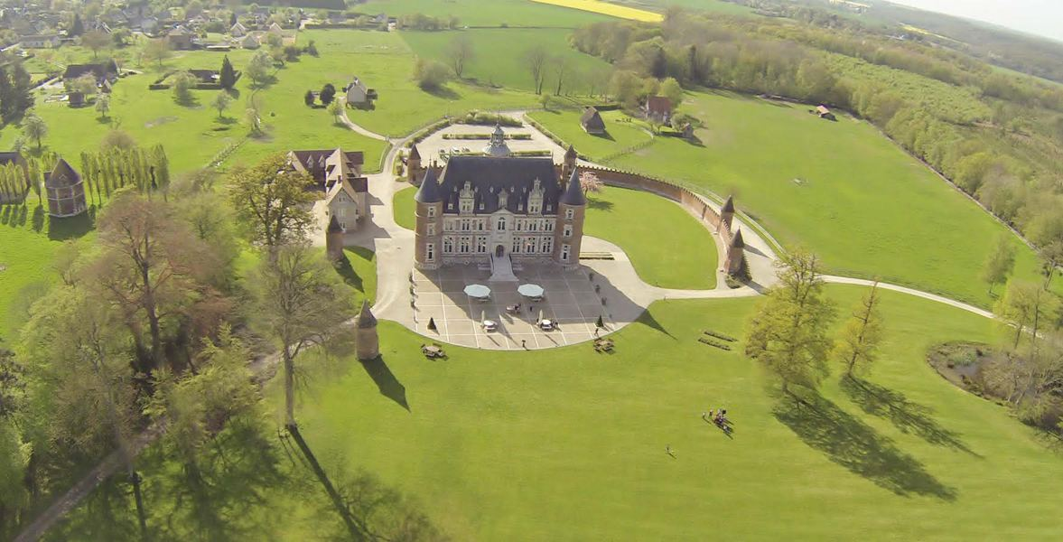 Château de Tilly - Château