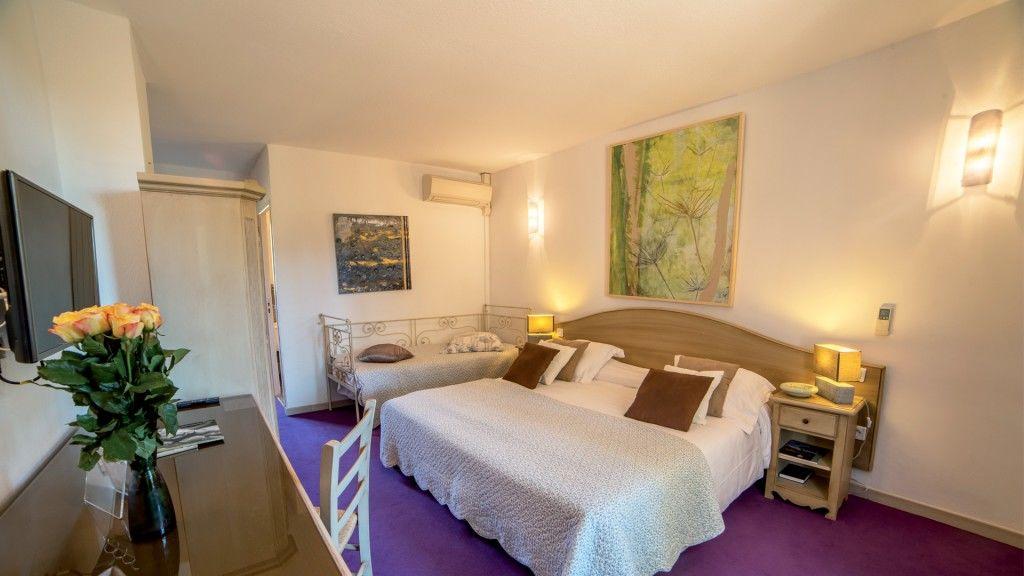Hotel Mas des Ecureuils - Chambre (6)