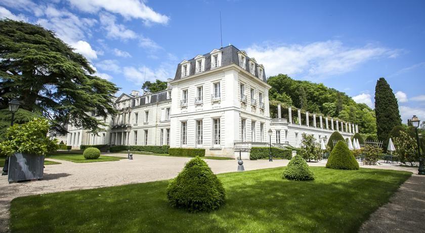 Château de Rochecotte - Extérieur