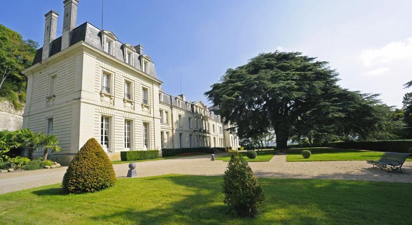 Château de Rochecotte - Extérieur 1