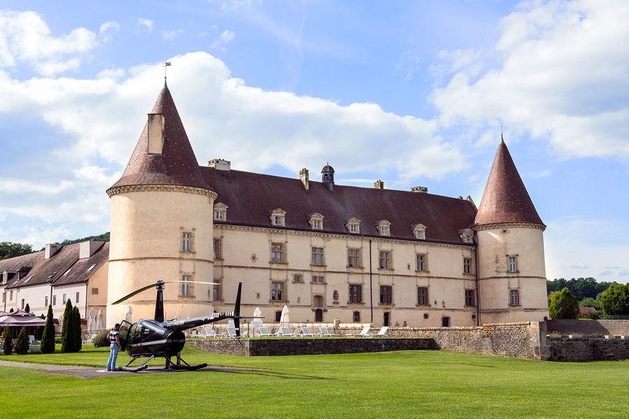 Chateau de Chailly - Façade (2)