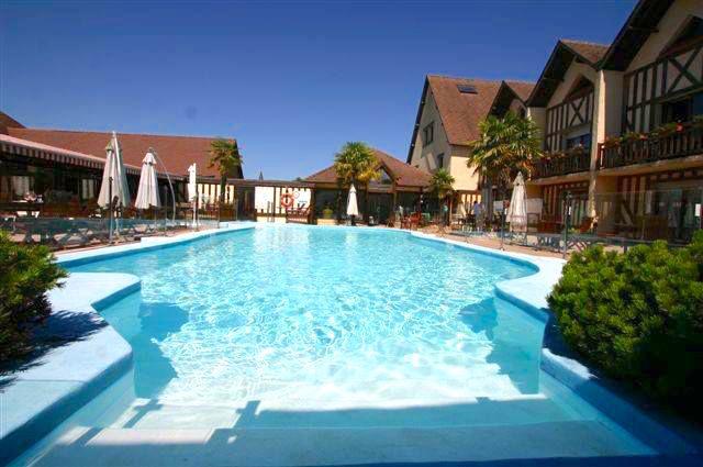Clos Deauville Saint Gatien - La piscine