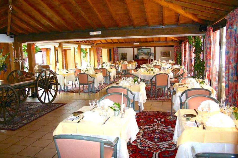 Clos Deauville Saint Gatien - Le restaurant